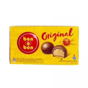 ARCOR - Schokoladenbonbon mit Erdnusscreme - Bonobon Original, 270g