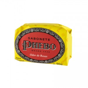 Sabonete PHEBO- Odor de Rosas