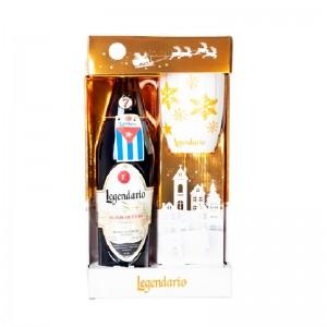 LEGENDARIO Elixir + Weihnachtsbecher Geschenkset