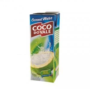 Kokoswasser Água de Coco COCO DO VALE 1 Liter