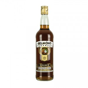 BELMONT ESTATE Golden Coconut Spirit Drink 700 ml