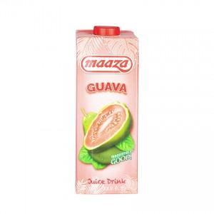 MAAZA Guave-Fruchtsaftgetränk -  Suco de Goiaba, 1 l