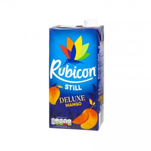 Suco de Manga RUBICON 1L