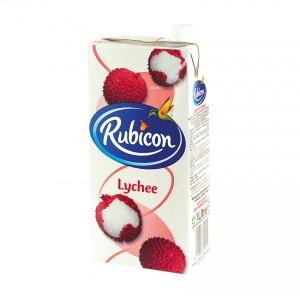 Suco de Lichia RUBICON 1L