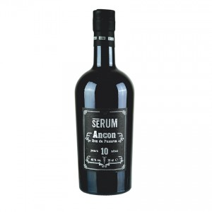 SERUM Brauner Rum-10 Jahre- Ron Ancon 700ml 40%vol