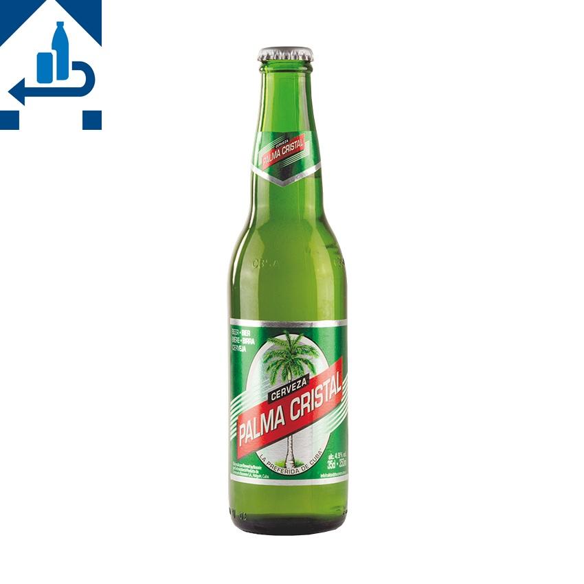 Cerveza PALMA CRISTAL 350ml --DPG--