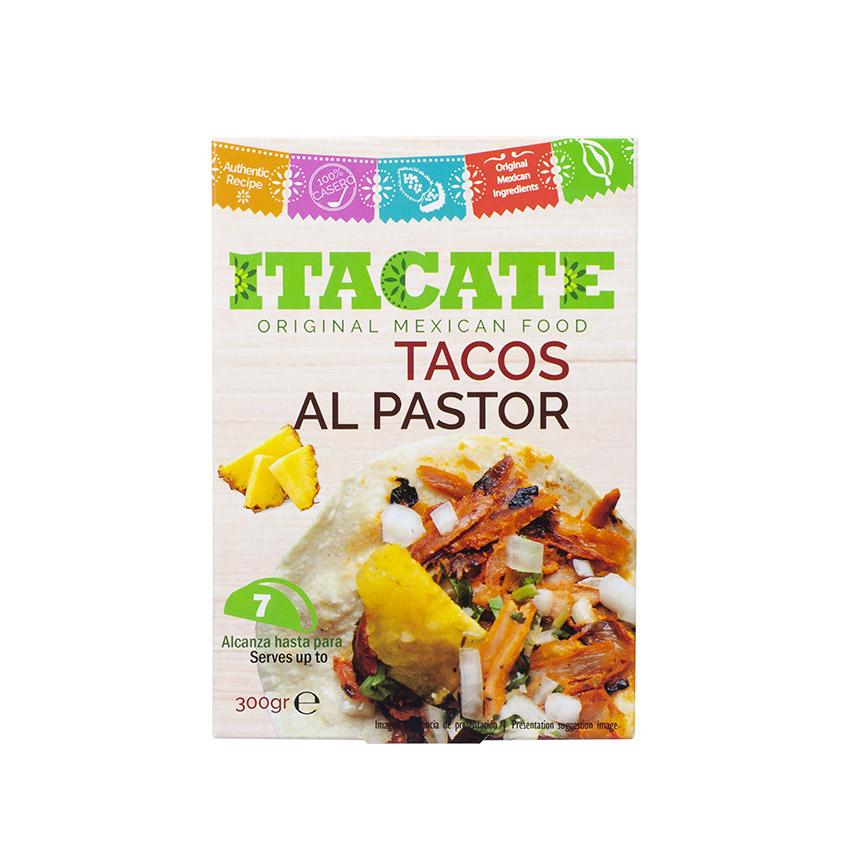 ITACATE  Mexikanisches Gericht -  Tacos al Pastor, 300g