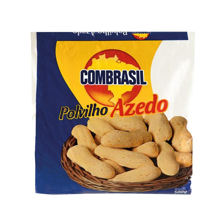 Polvilho Azedo COMBRASIL 500g