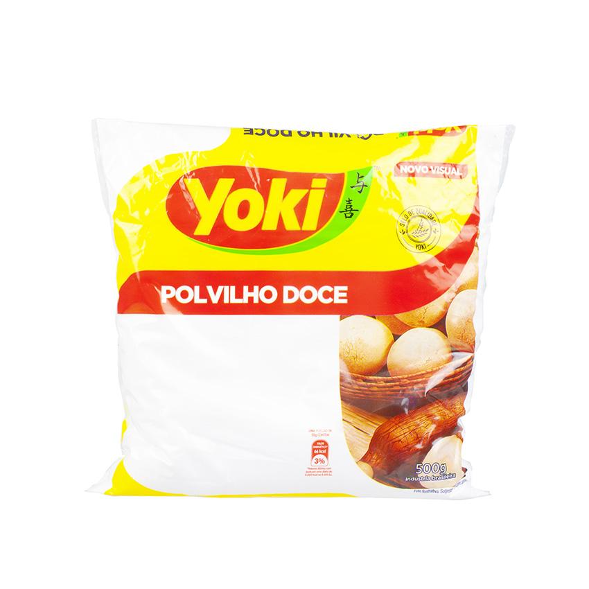 YOKI Maniokstärke, süsslich Polvilho Doce 500g