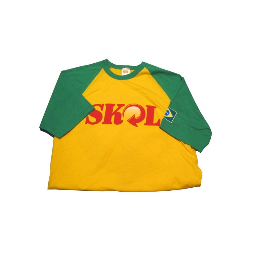 SKOL T-Shirt (L) Camiseta talla L