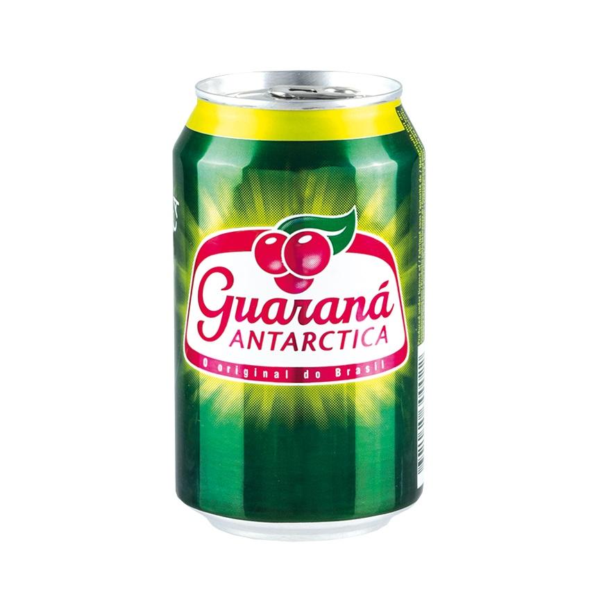 GUARANÁ ANTARCTICA Guaraná-Limonade Dose Refrigerante de Guaraná lata 330ml