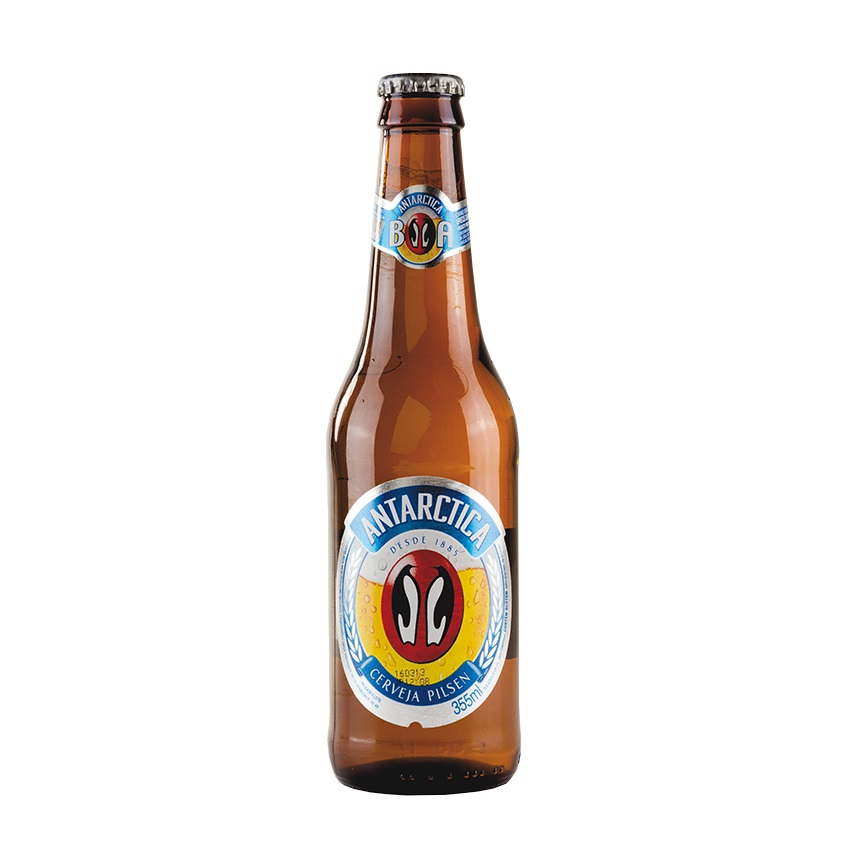 Cerveja ANTARCTICA 355ml