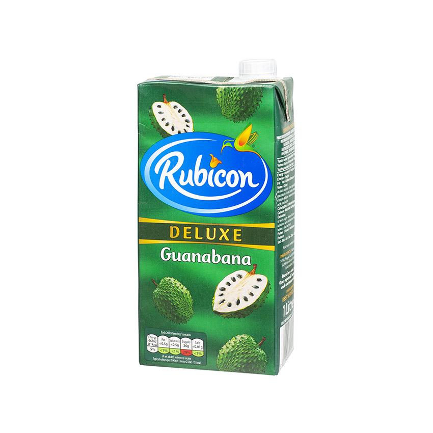 RUBICON Stachelannonesaft Suco de Graviola 1L