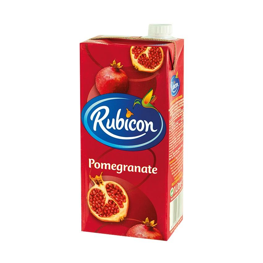 Suco de Romã RUBICON 1L